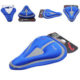 Bike Bicycle Saddle Cover Memory Foam Seat Pad  Accessories