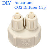 Aquarium-dop voor DIY-installaties Co2-diffusor Luchtgeneratorsysteempomp