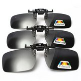 Polarized  Clip On Sunglasses Glasses Lens