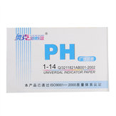 5lot (80piece/lot) pH Meters pH Tester Strips Indicator Paper