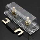 Car Fuse Holder dan Free ANL Fuse 0 Gauge Inline Clear