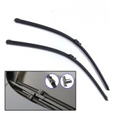Front Specific Side Pin Wiper Blades for 06-07 CITROEN Xsara Picasso