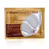 Cristal collagène œil masque paupière patch humidité en profondeur chaude