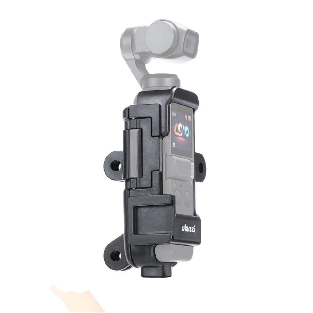 Ulanzi OP-7 Gaiola Protetora Caso Frame para DJI OSMO Pocket Gimbal Action Camera