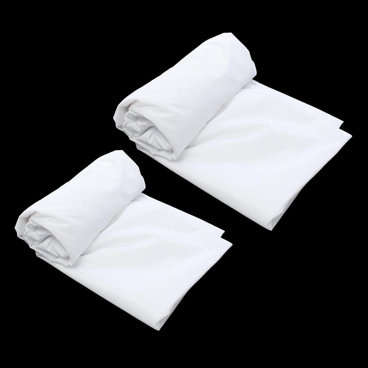 Hypoallergene waterdichte matrasbeschermer Bed Bug Vinyl gratis beschermer Queen King