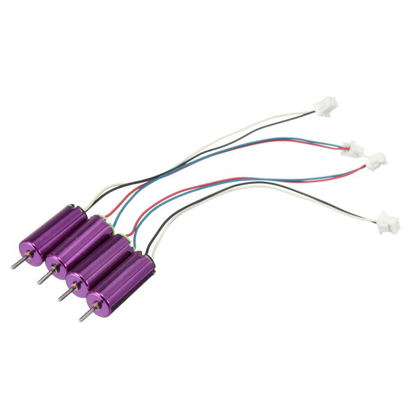 4X Racerstar 615 6x15mm 67000RPM Coreless Motor for Eachine E010 E010S Blade Inductrix Tiny Whoop