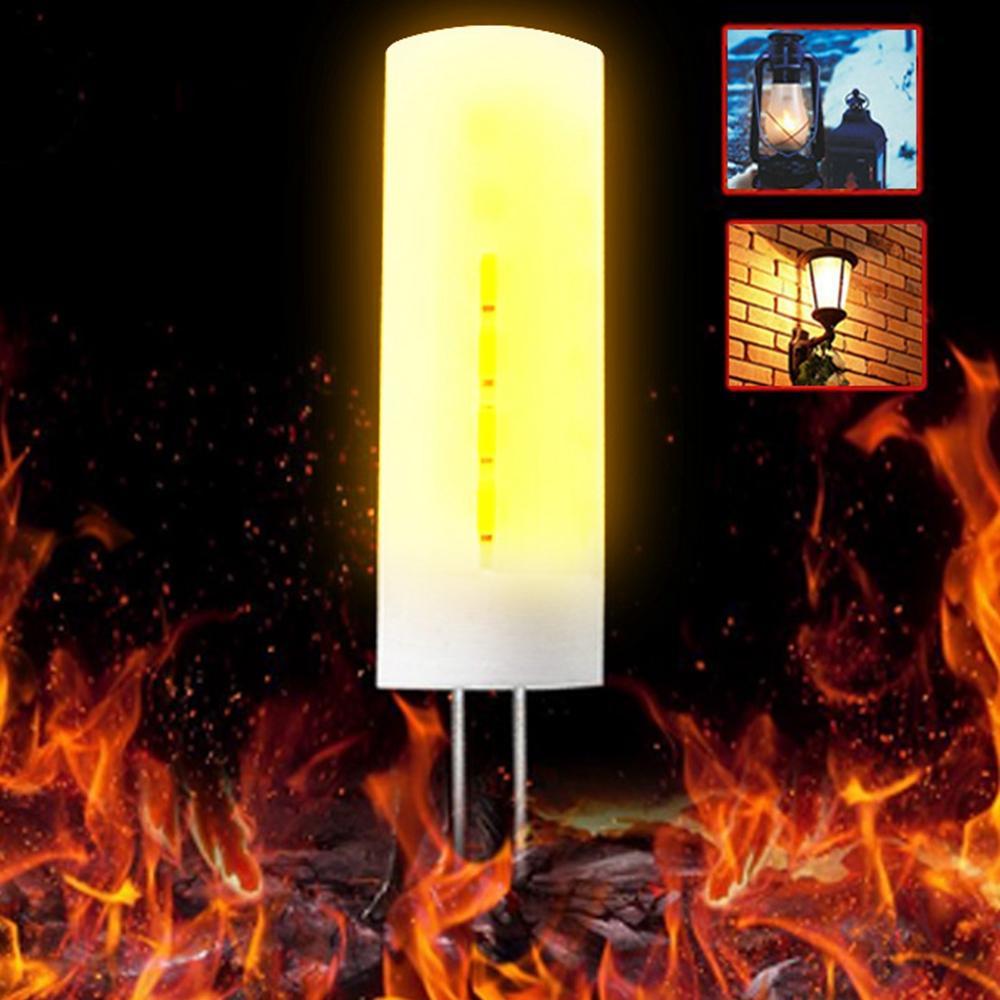 ARILUX® G4 2W 1300K SMD2835 36LED Bianco caldo Illuminazione generale Lampadina a fiamma AC / DC12V