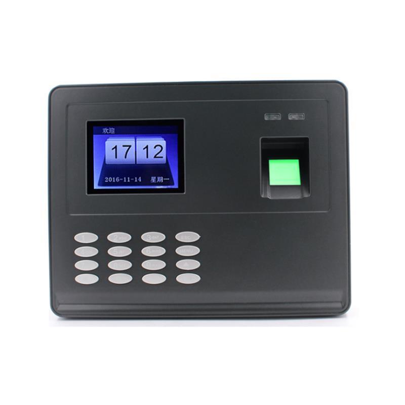 DOGNWEI F02 Intelligent Biométrico de Impressão Digital Máquina de Comparecimento de Senha Employe Check-in Gravador