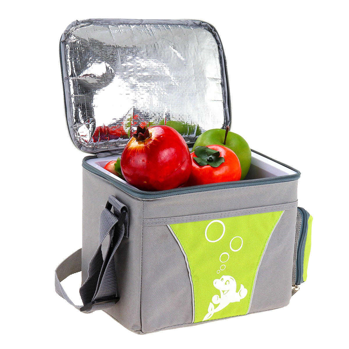 12V 6L Mini Car Refrigerator 2 In 1 Less Noise Car Cooling Heating Box Fridge for Cars Home Camping