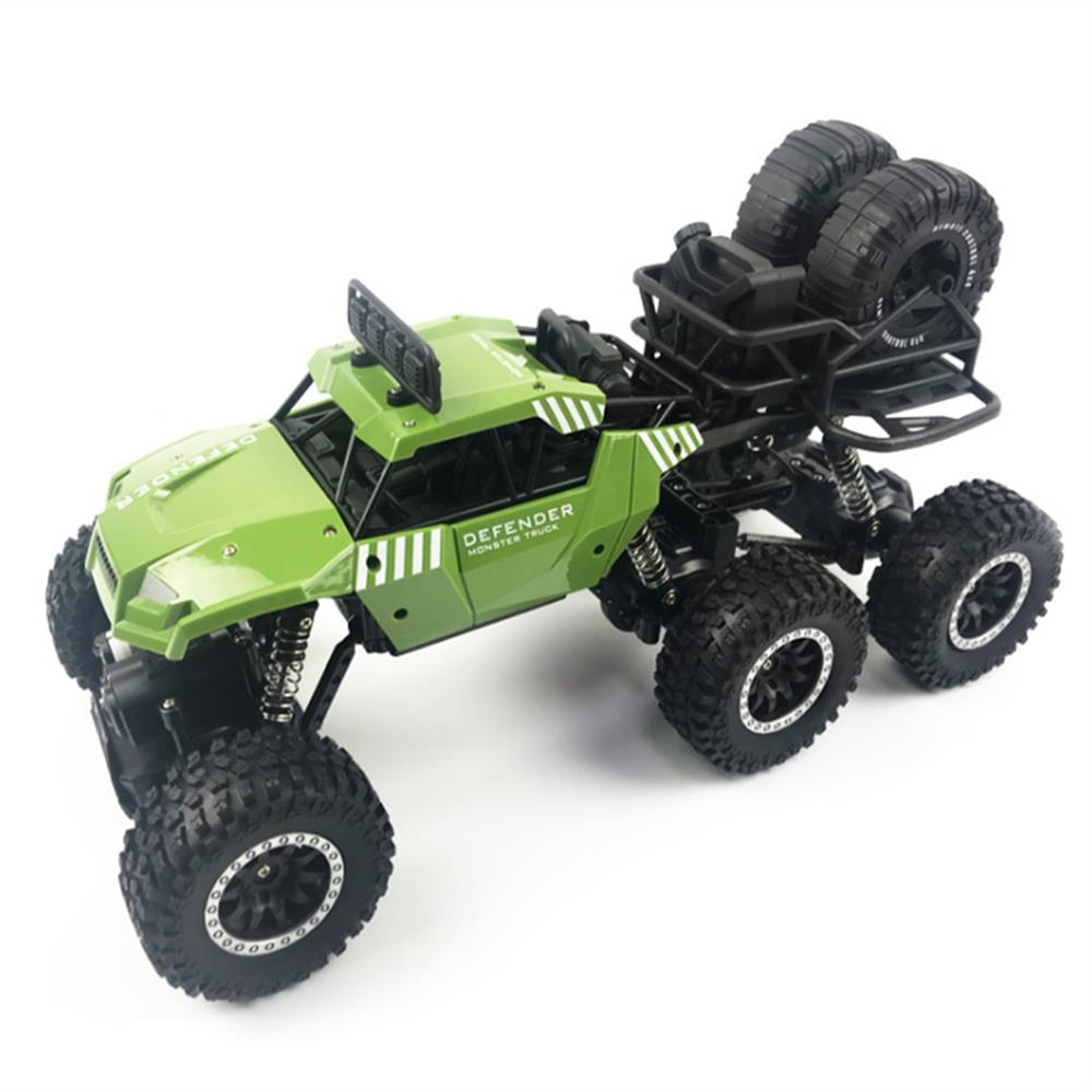 SuLong Toys SL-3339 1/14 2.4G 6WD 20km/h Rc Car Off-Road Pick-up Truck RTR Toy