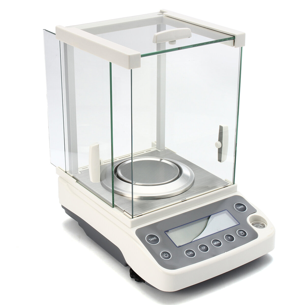 220g /0.0001g Laboratory LCD Analytical Balance Digital Precision Scale With Weight 0.1mg
