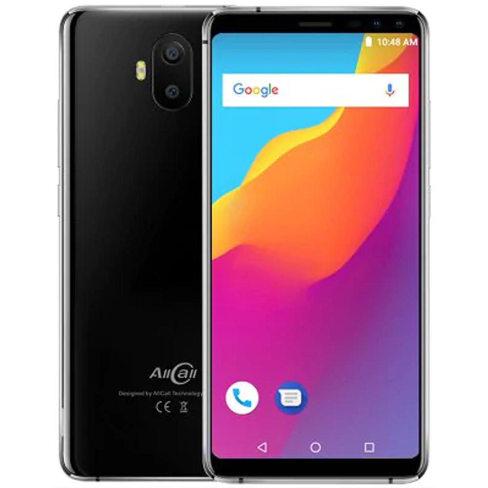 AllCall S1 5,5 pouces 5000mAh Android 8.1 2GB RAM 16GB ROM MTK6580A smartphone quad core 3G