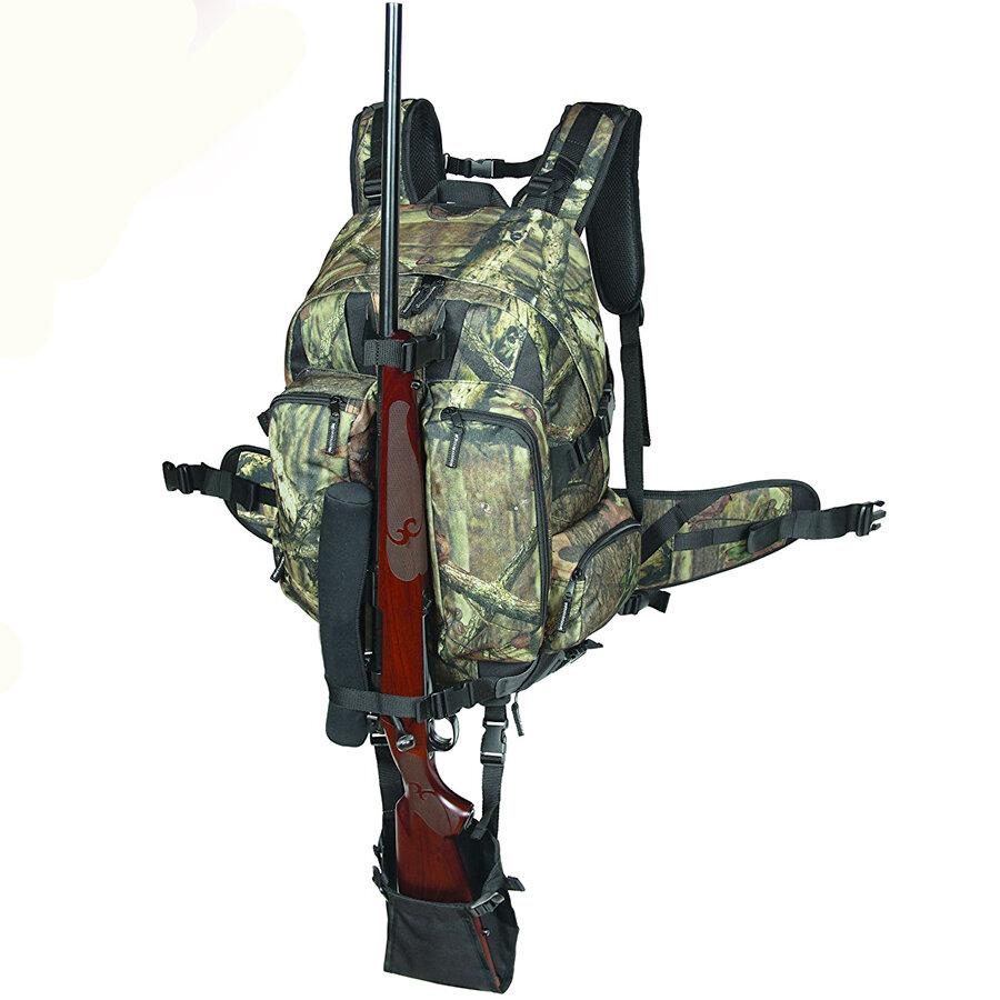 MY DAYS Camouflage Tactical Hunting Gun Bag Sac à dos Airsoft Paintball Shotgun Daypack