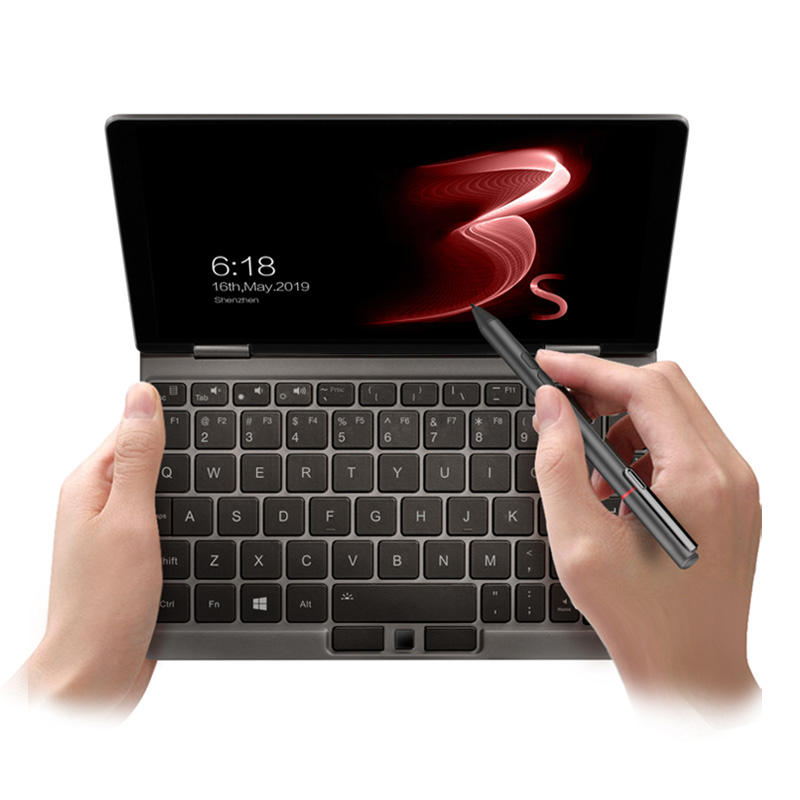 """ONE-NETBOOK One Mix 3s Platinum Edition Intel i7-8500Y 4.2GHz 16G RAM 512G PCI-E SSD 8.4"""" Windows 10 Tablet"""