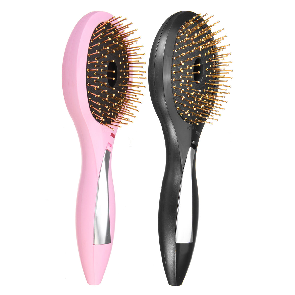 Electric Anionic Hair Straightening Combs Scalp Massager Anti-Hair Loss Stimulate Brush