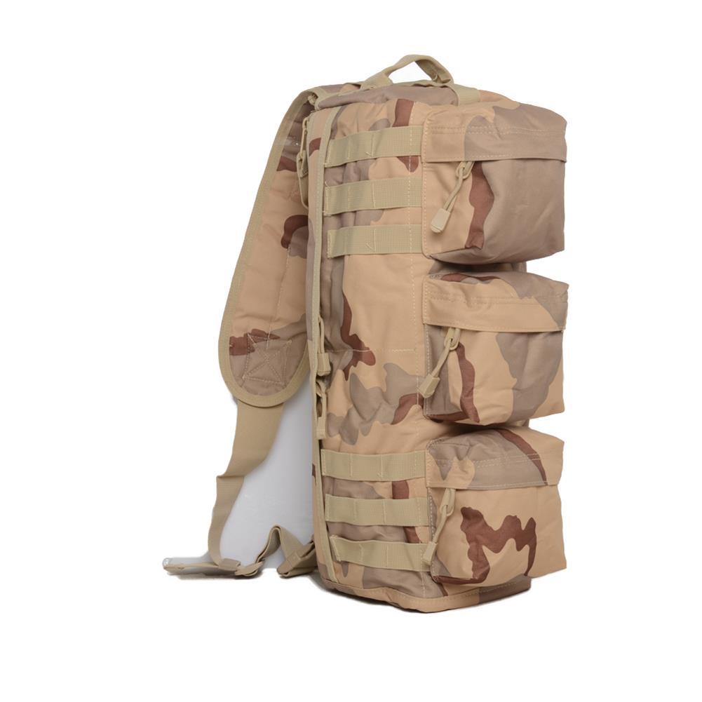 35L Men Multi-function Tactical Pack Bolsa Mochila de ombro para Camping ao ar livre Caminhada