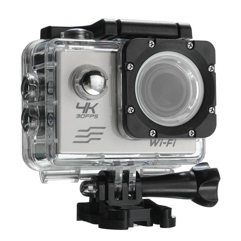 4K 30FPS 16MPフルHD防水WI-FIカムコーダースポーツカメラ