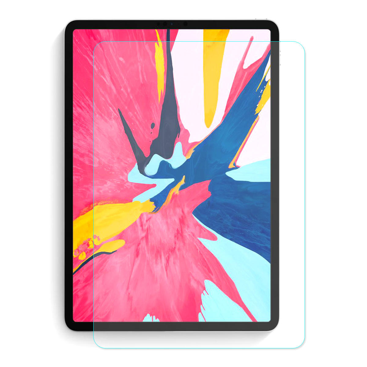 """Enkay 2.5D 0.33mm Scratch Resistant Tempered Glass Screen Protector For iPad Pro 11"""" 2018"""
