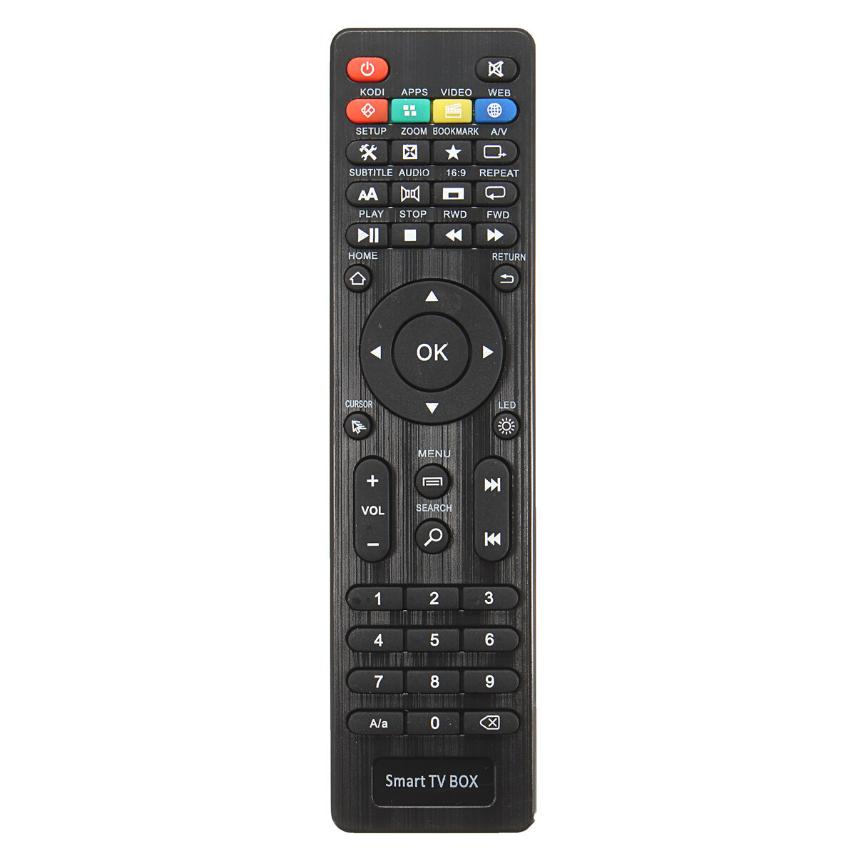 Replacement Remote Control Controller For Android T8 T6 M8 M5 T95 TV Box Set Top