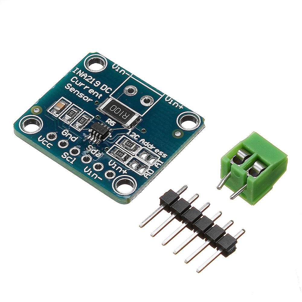 CJMCU-219 INA219 I2C module de capteur de surveillance de courant bidirectionnel