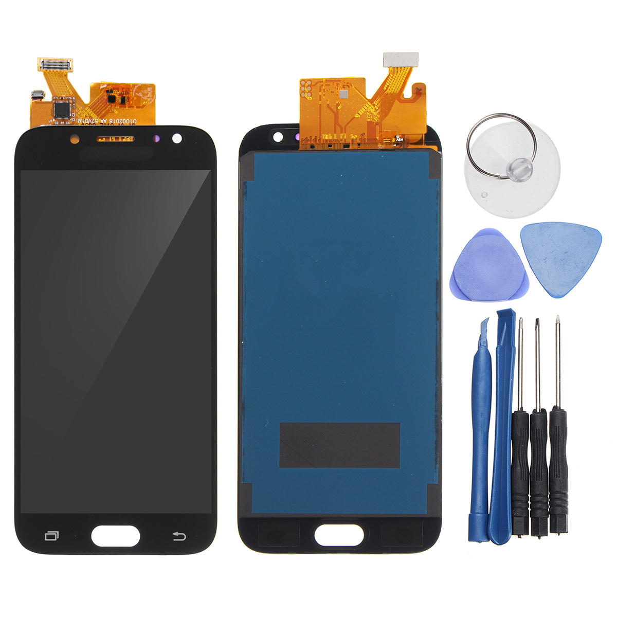 LCD Display Touch Screen Digitizer di ricambio con Strumenti per Galaxy J5 Samsung Pro 2017 J530 J530F