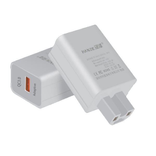BIKIGHT QC3.0 USB Fast Charger 3.1A 35-150V Phone Charger Electric Car Charger Battery Adapter