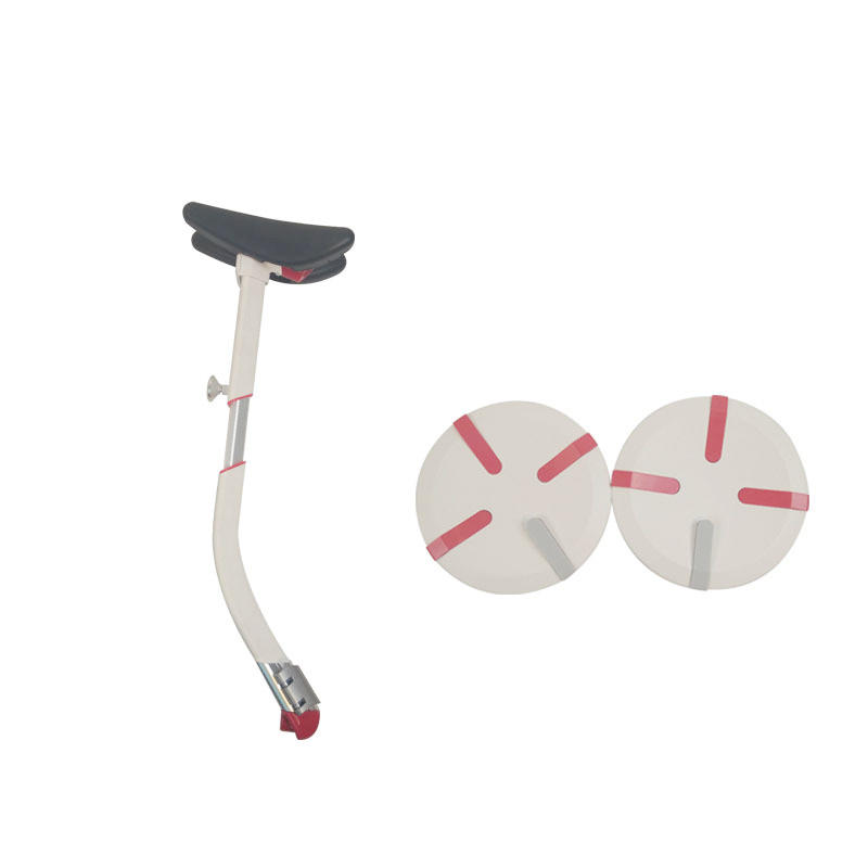 BIKIGHT Hub Cover Upgraded Leg Foot Control Lever For Xiaomi Mini Pro Electric Scooter