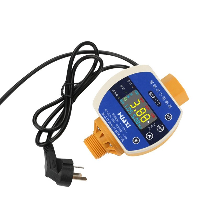 SKP-22 Automatic Pressure Control Switch Electronic Switch Pressure Controller for Water Pump