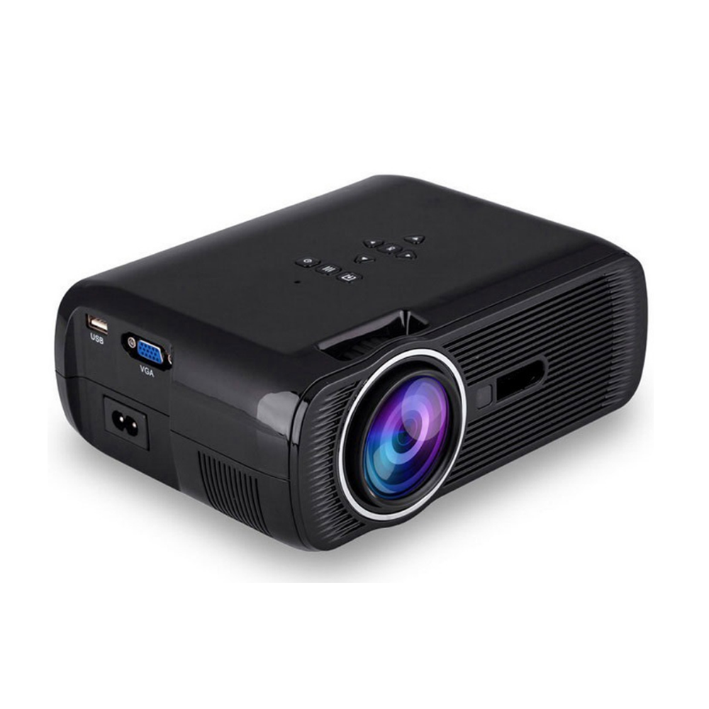 WZATCO CT80 Android 6.0 Projector 2200 Lumens 800x600P Wifi Smart Portable Mini LED 3D-tv Ondersteuning Volledige HD 1080p 4K Video Home Theatre-projector