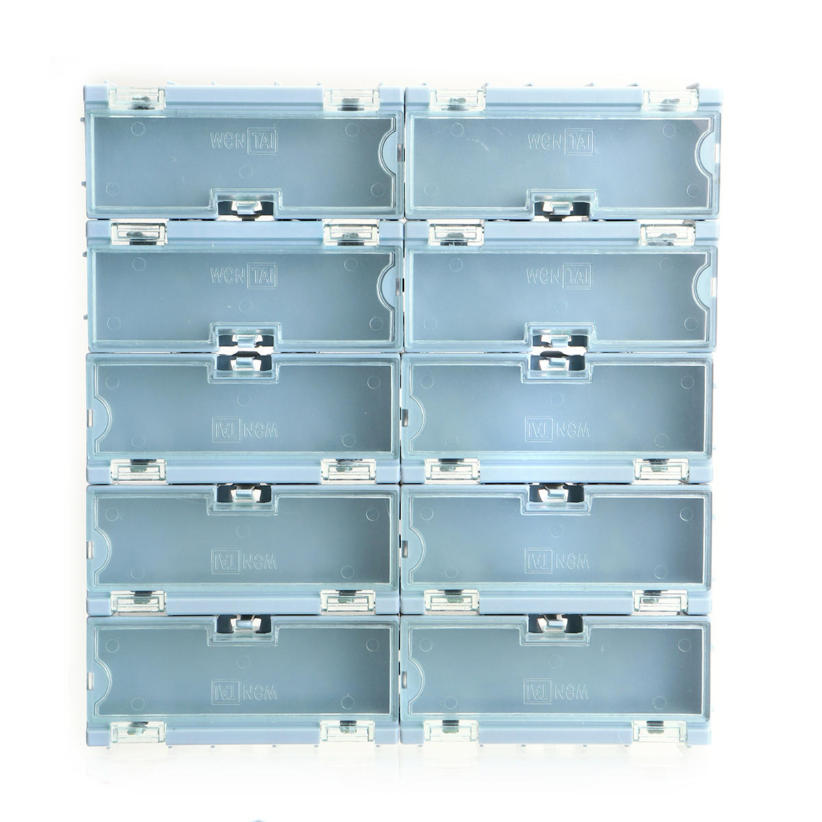 Small Tool Screw Object Electronic Component Parts Storage Box Case SMT SMD Container Case
