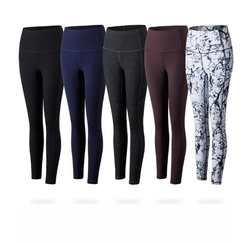 7th Women Sports Yoga Pants Running Exercise Tights Compression Trousers Gym Slim Leggings From Xiaomi Youpin