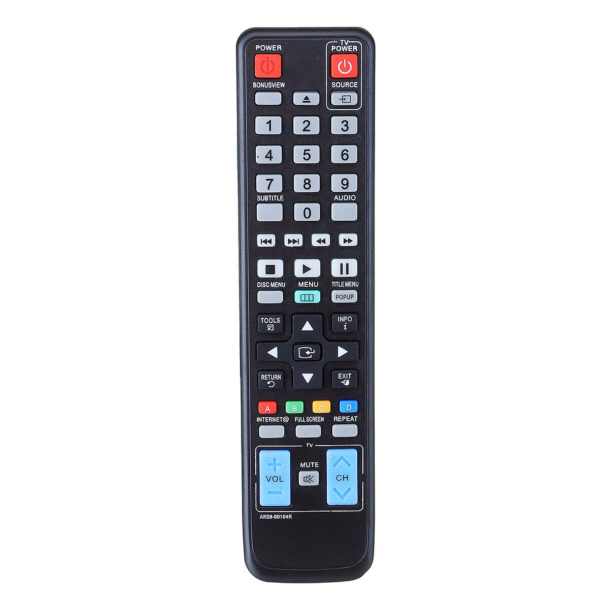 Sostituzione remoto Controllo per Samsung BD-C5300 BD-C5500 BD-D5100 BD-C7500 Lettore DVD Blu-ray