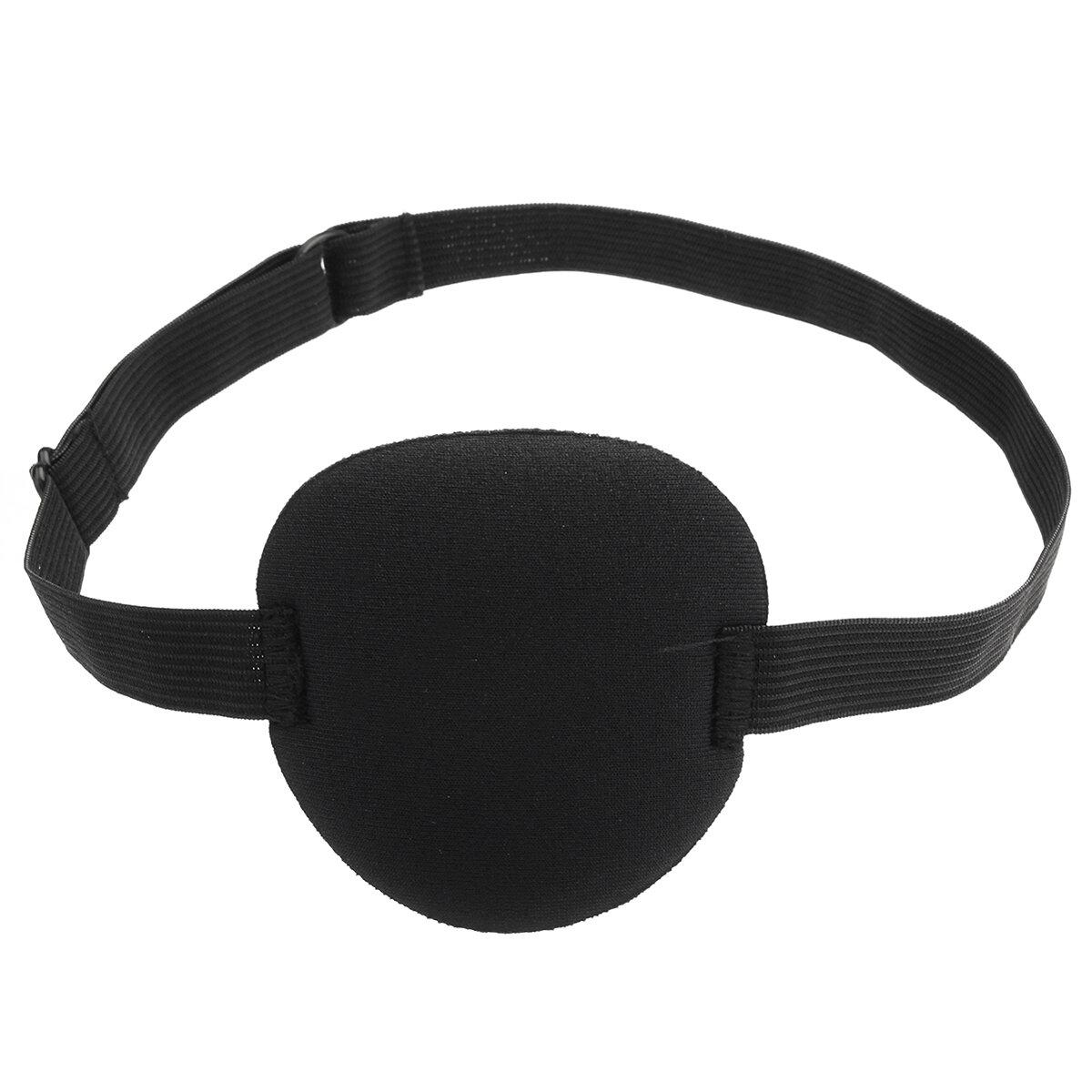 Вогнутый глаз патч Groove Washable Eyeshades с регулируемым ремешком для детей / Для взрослых