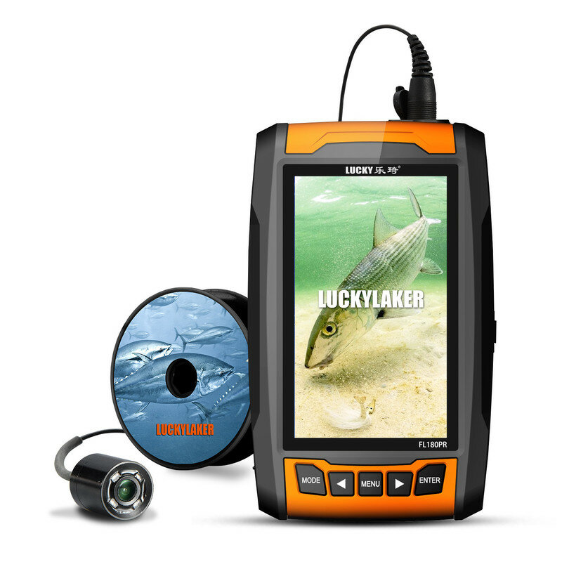 Lucky Wireless Fish Finder IP68 Waterproof Fishing Camera Outdoor Hunting Portable Fishing Tool