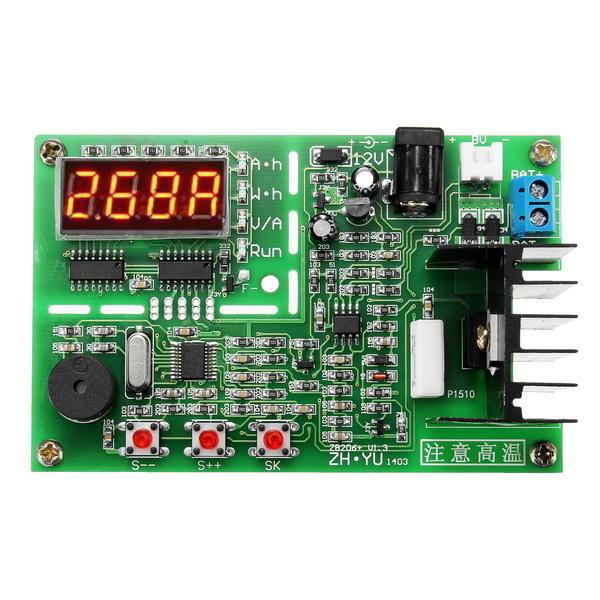 Orijinal ZHIYU® ZB206 V1.3 Batarya Kapasite Test Cihazı Dahili Direnç Testi 18650 Lityum Batarya Test Cihazı