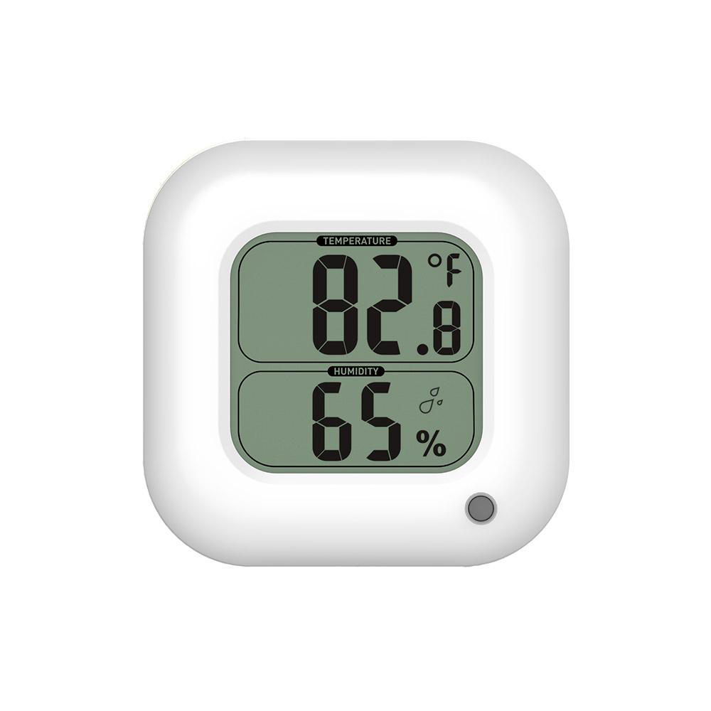 BALDR LCD Home Digital Electronic Temperature Humidity Meter Tool Hygrometer Thermometer Max / Min Wall Sensor