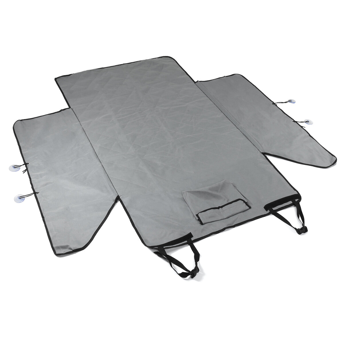 Pet Car Back Seat Cover Protector Mat for Trunk SUV Pet Supply 132x99x43cm