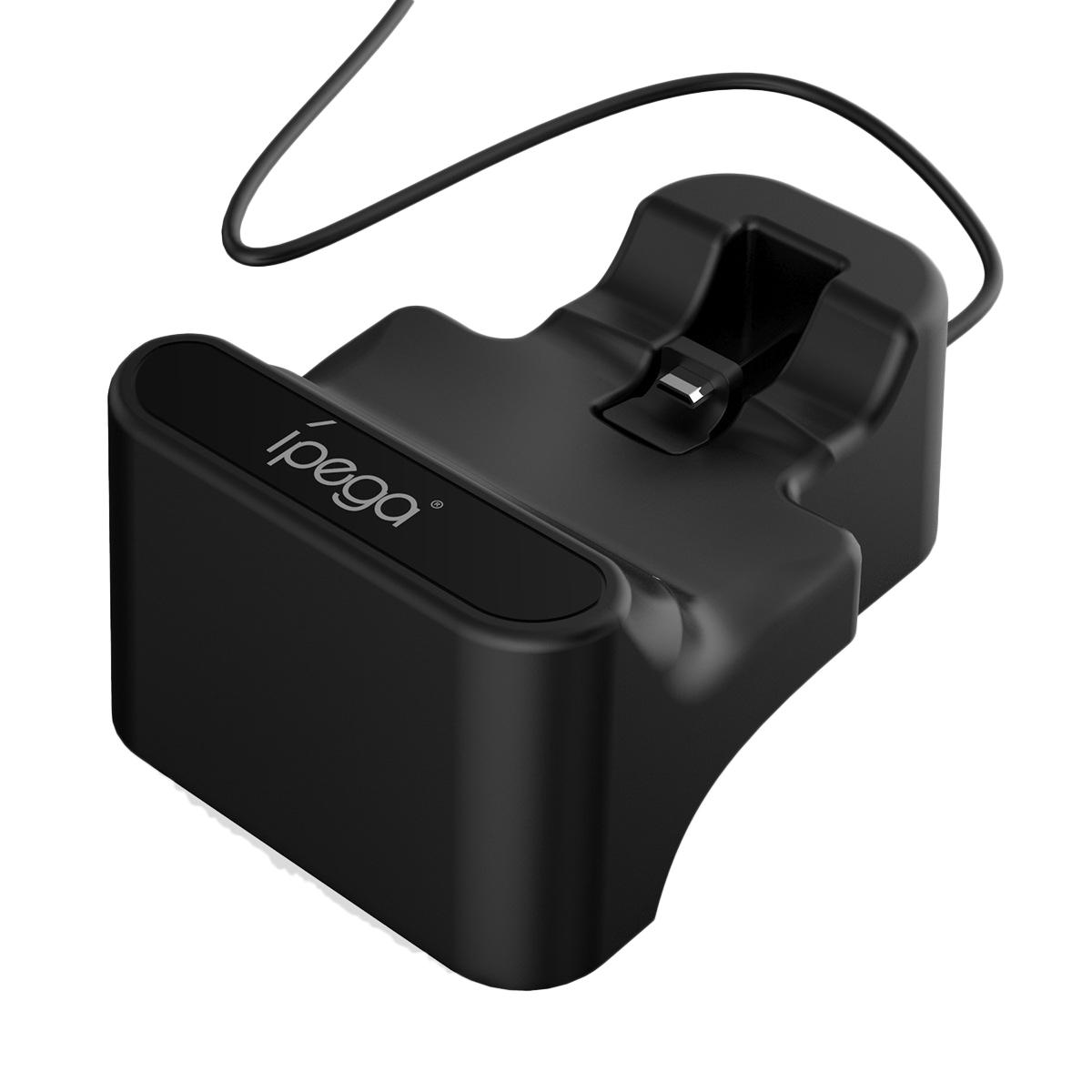 iPega PG-9181 Charging Base Dock for XBOX ONE for Playstation PS4 for Nintendo Switch Pro Gamepad Game Controller Charger Stand Station
