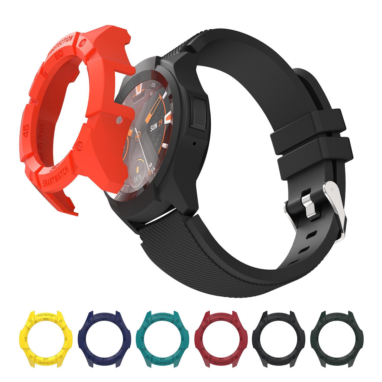Cover per orologio colorata per PC Cover per orologio per Ticwatch S2 Smart Watch