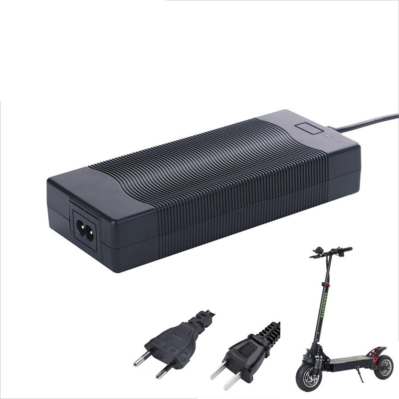 LANGFEITE 2.0A Lithium Li-ion Battery Charger For L8/L8S LANGFEITE Eletric Scooter US/EU Plug