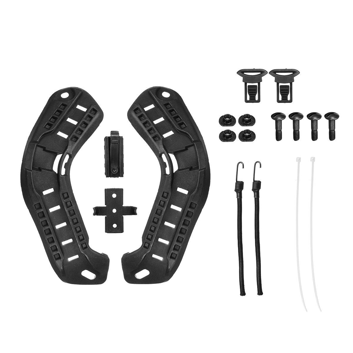 Tactical Helmet Guide Side Rail Accessory Mount For MICH 2000 Helmet
