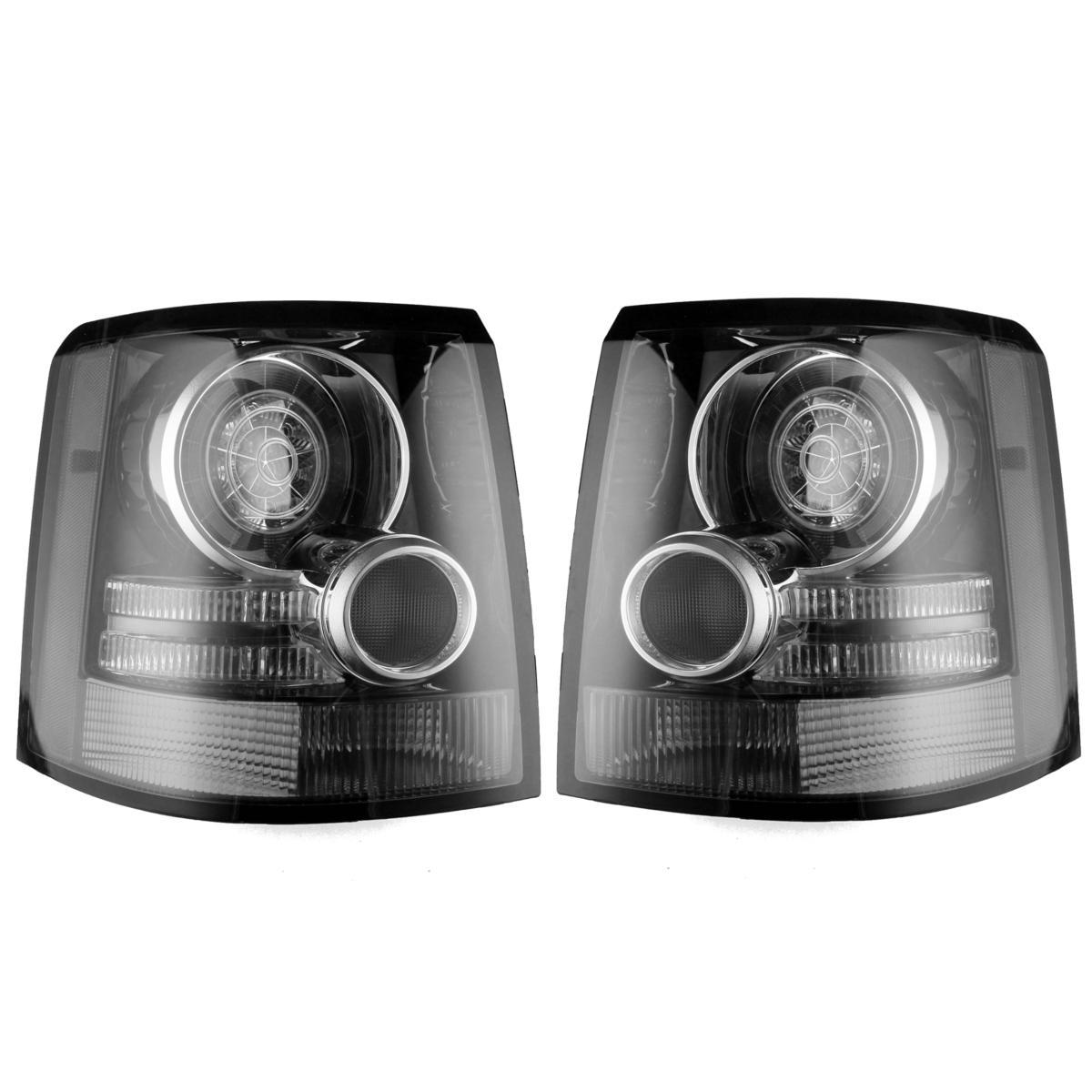 Auto links / rechts LED-achterlicht met gloeilampen voor Land Rover Range Rover Sport 2005-2013