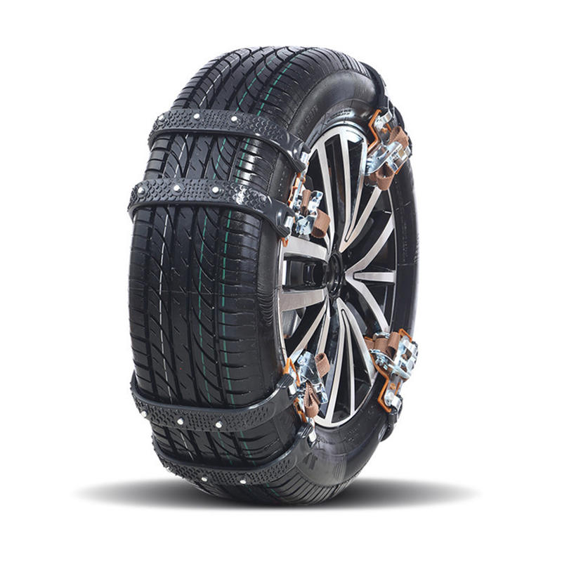 Universal TPU Winter Emergency Car Snow Chain SUV Truck Wheel Tyre Anti-skid Safety Chains Safe Driving For Ice Sand Muddy Offroad