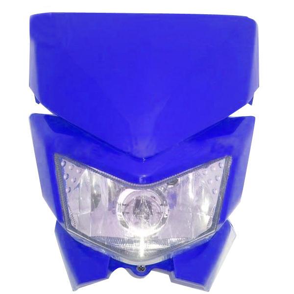 Universal Motorcycle Headlight para Kawasaki KLX450 Off Road Dirt Bike