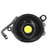 Car Front Fog Lights Yellow Replacement for BMW E46 M3 MTECH II E39 M5 2001-2006 63177894017 63177894018