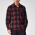 Men Vintage Plaid Plus Size Loose Checkered Shirts