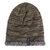 Erkek Plus Kadife Örme Şerit Beanie Şapkalar Outdoor Kış Sıcak Skullcap Beanies
