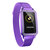 Bakeey G68 1.14inch Weather Musice Brightness Control Multi-sport Modes Heart Rate Blood Pressure O2 Monitor Female Smart Watch