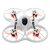 Emax Drone de course FPV intérieur Tinyhawk BNF RTF F4 4in1 3A 15000KV 37CH 25mW 600TVL VTX 1S