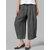 Pantaloni larghi Pantaloni di colore solido allentati della vita alta delle donne
